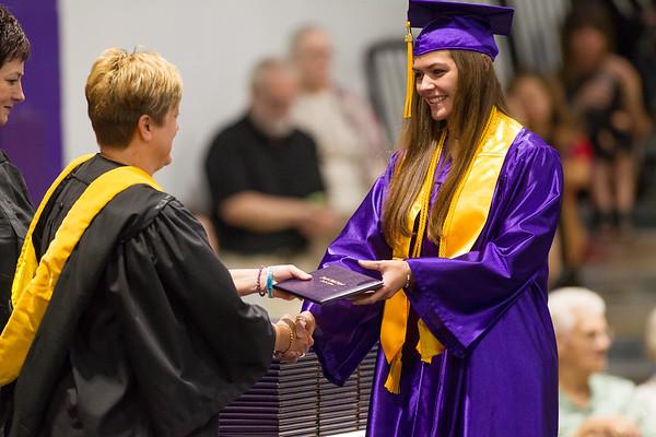 2018 AHS Seniors and Graduation