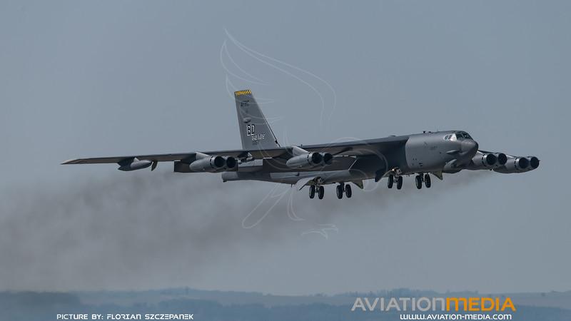 USAF 340WS / Boeing B-52H Stratofortress / 60-0057