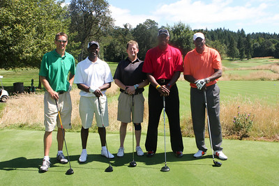 Brian Grant Pumpkin Ridge Team Photos