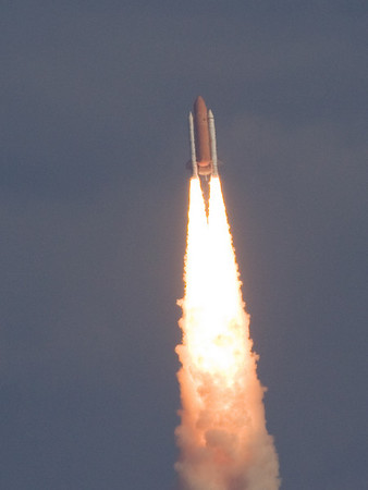 Atlantis Launch 16 Nov 2009