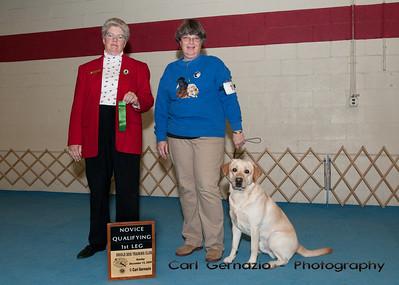 Winners, Obedience, Sunday, December 13, 2009