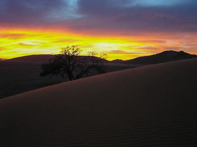 Namib Desert (Sossusvlei)