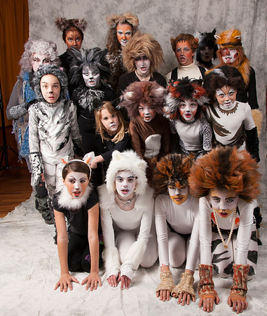 Santa Cruz Performing Arts Production of Cats 2012
