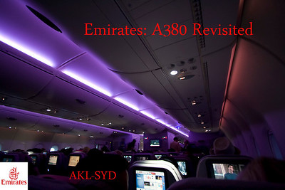 Joyrides 2 - Emirates AKL-SYD (2009)