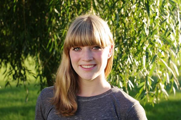 Bella Senior Portrait