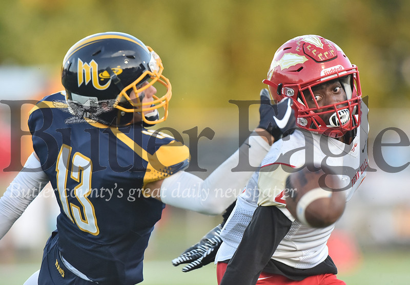 65875 Mars vs Penn Hills in a WPIAL  class 5A Northern Conference game at Mars