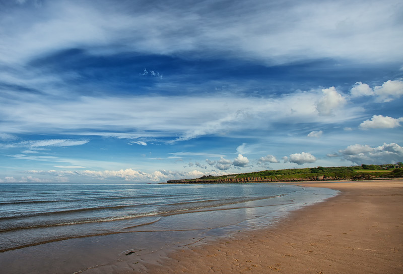 Lligwy Bay beach, Anglesey