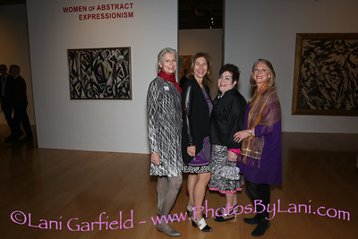 PS Art Museum Women of Abstract Expressionism Opening 2/25/17