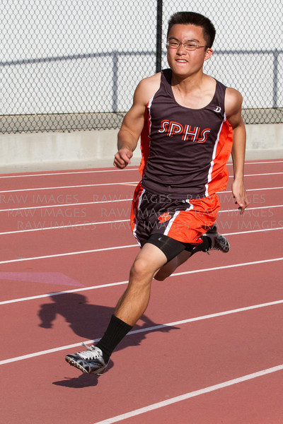 4-19-12 T&F vs La Canada Boys