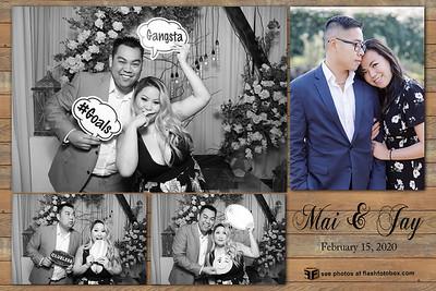 Mai & Jay Wedding - February 15, 2020