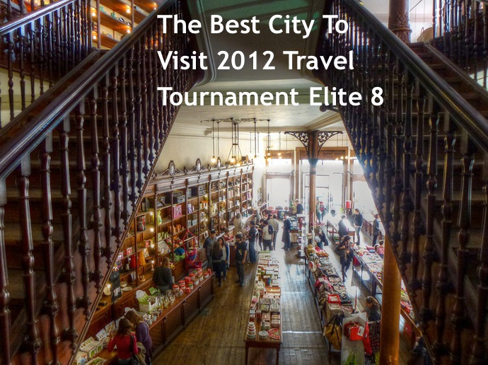 best city to visit tournament 2012 elite 8