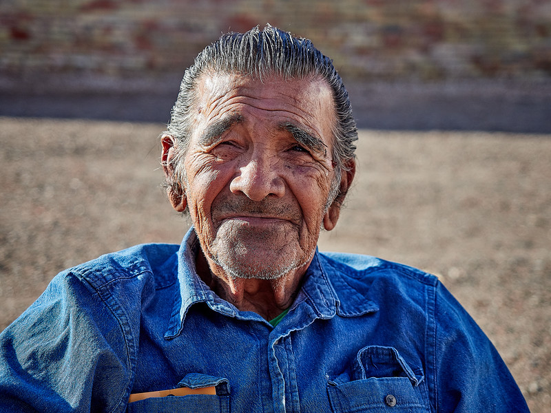 Route 66 - Navajo local, Winslow, Arizona