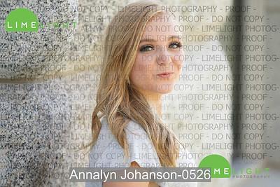 Annalyn Johanson