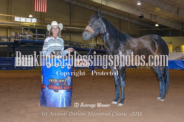 1ST ANNUAL OUTLAW MEMORIAL CLASSIC