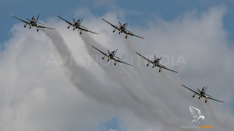 Polish Air Force / PZL-130 / Team Orlik