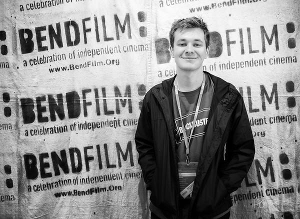 Tim at BendFilm 2018