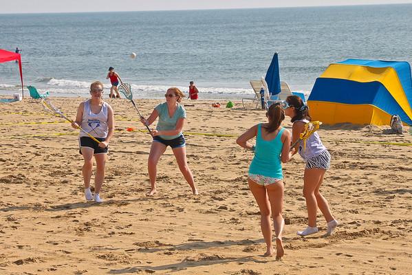 Beach Lacrosse