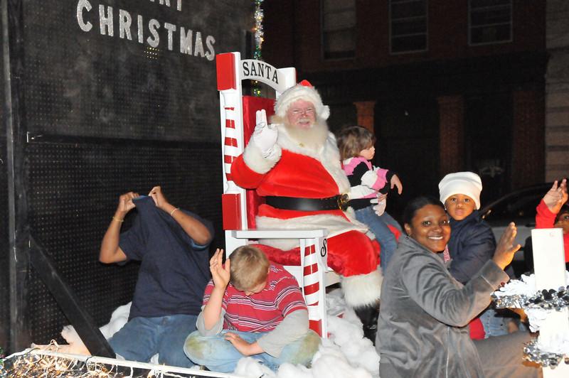 Christmas Parade 2010