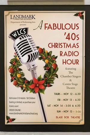 40's CHRISTMAS RADIO 11-14-15