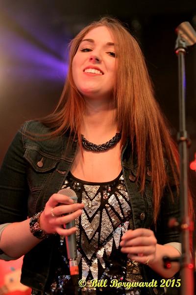 Karen Claypool - Dirt Road Angels - Rainmaker Rodeo 2015 0112