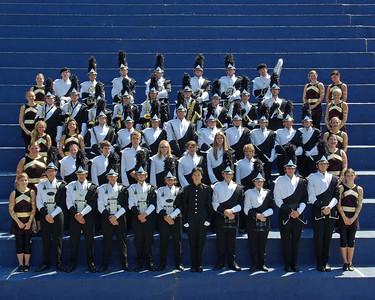 Mount Vernon HS Band