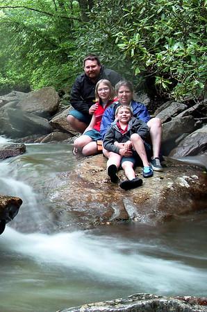 2003 6.06 The Great Smoky Mountains Salamander Hunt