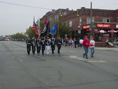 Homecoming Parade 2002