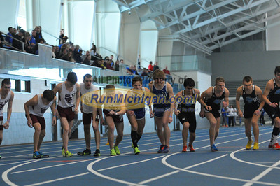 Men's 3000 - 2014 GVSU 5-Way Indoor Meet