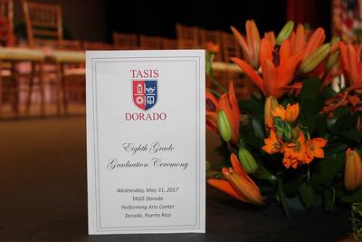 8th Grade Graduation Ceremony -  Class of 2021