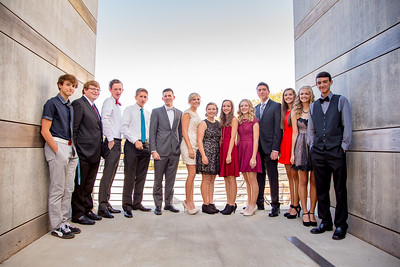 Homecoming at Crystal Bridges and the Bentonville Square - 10/10/2015