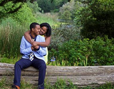 Eriesha & Deandre's Engagement
