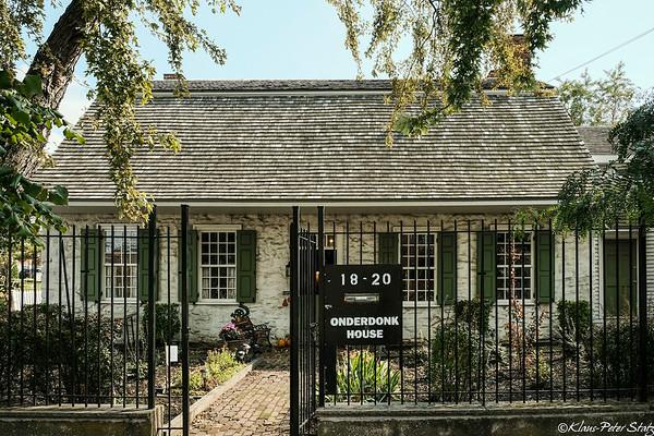 1711 Vander Ende - Onderdonk House