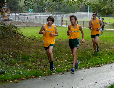 Set three: High School Boys Cross Country Nisqually 2 Meet 10/02/2018