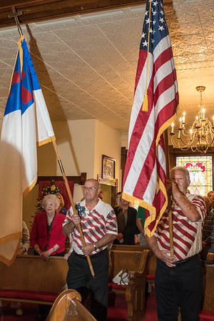 Veterans Sunday Service at Flemingsburg Christian Church