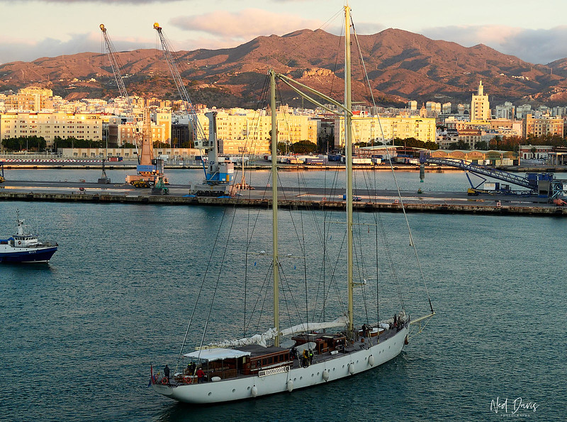 Malaga, Spain - Birthplace of Picasso