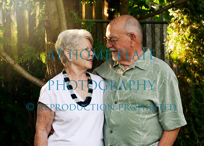 Paul and Elaine - 50 Years