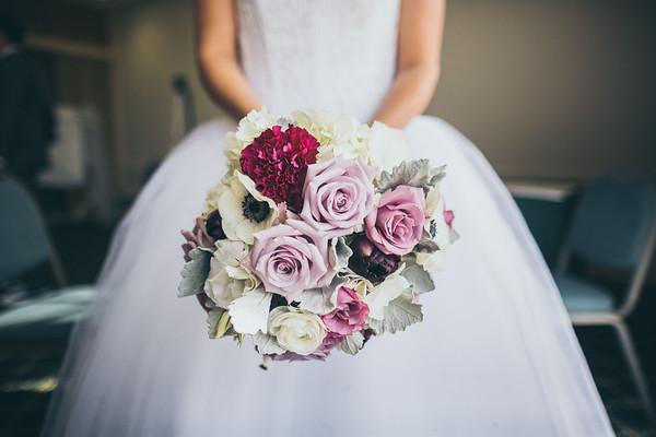 Clark + Loftis Wedding