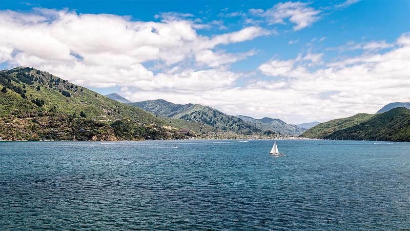 Picton, NZ