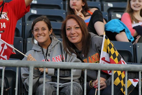 Final Four Women's lacrosse Terps vs Syracuse