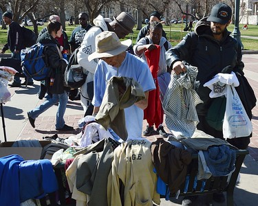 Free Clothing Giveaway - Denver, Co  3/18/17