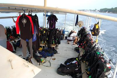 Dive Trip PCB 2005