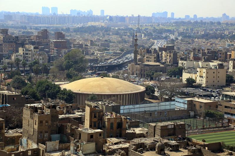 Saladin Citadel, Cairo