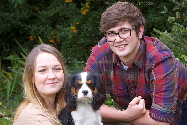 2014-10-12 Robbie & Daisy Engagement Shoot
