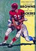 1961-10-15 Green Bay at Cleveland