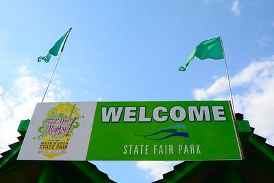Michael & Gary do the Yakima Fair