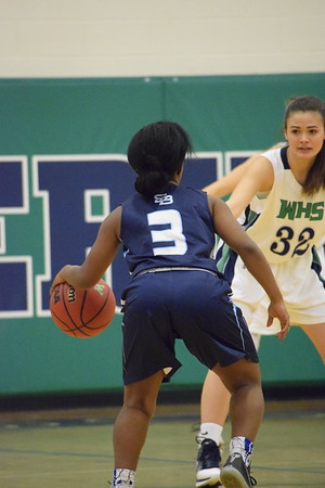 Girls Basketball: Stone Bridge 59, Woodgrove 55 by Lorallye Partlow on January 4, 2017