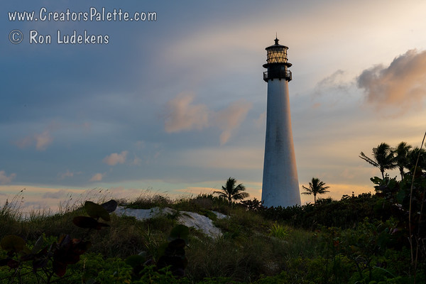 Cape Florida Lighthouse (Key Biscayne)
