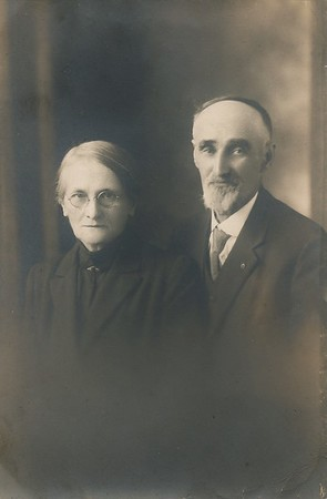 1926 William James Gardner & Sarah Gardner