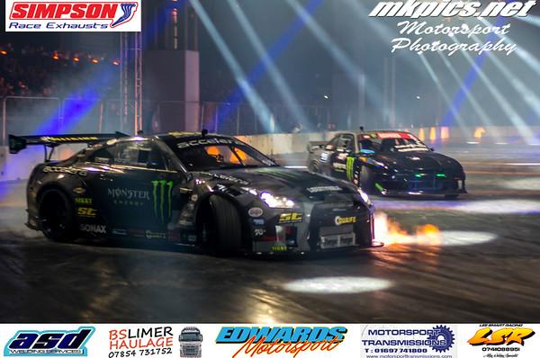 Live Action Arena, Autopsort Show, NEC 2020