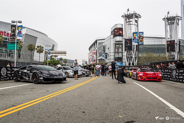 Gumball 2015 Los Angeles